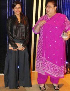 Zoya Akhtar's Mother :- Honey Irani (Former Actress and Screenwriter)