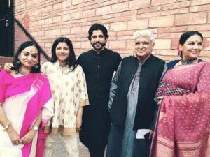 Zoya Akhtar's Family: