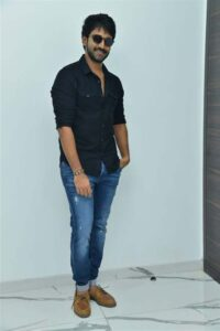 Aadhi Pinisetty's Height and measurements