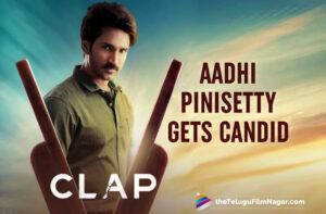 Aadhi Pinisetty's filmography