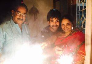 Aadhi Pinisetty's parents