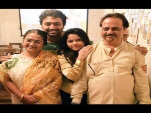 Actor Dev's Family: