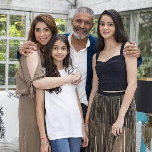 Ananya Pandey's Family: