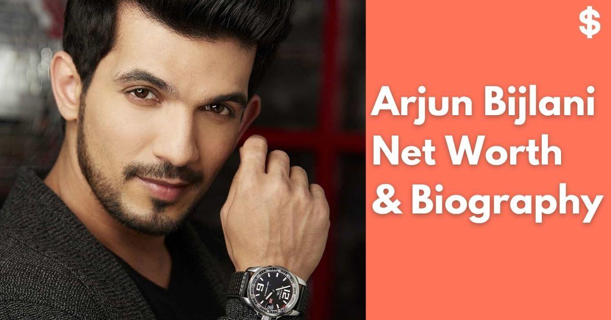 Arjun Bijlani Net Worth | Income, Salary, Property | Biography