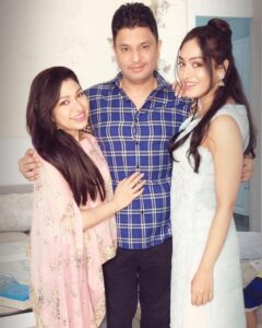 Bhushan Kumar's Sisters