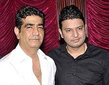 Bhushan Kumar's father
