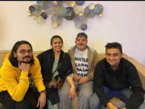 Bhuvan Bam'S Family