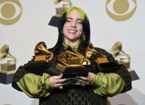 Billie Eilish's Awards