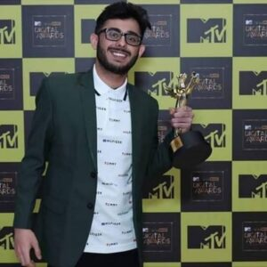 CarryMinati's Awards and Achievements: