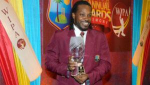 Chris Gayle's Awards