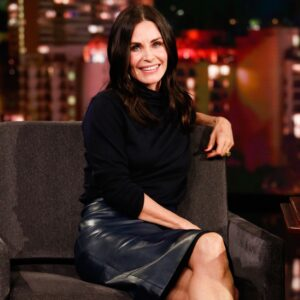 Know More About Courteney Cox
