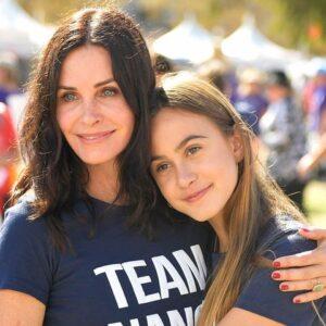 Courteney Cox's Daughter