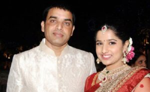 Dil Raju's Daughter (s) :-Hanshita Reddy