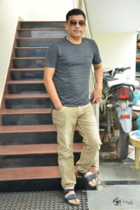 Dil Raju's Body Measurements, Height, & Weight:
