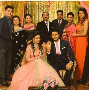 Divyanka Tripathi's Family: