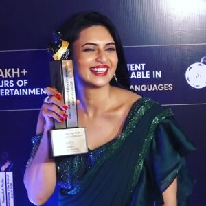 Divyanka Tripathi's Awards and Achievements: