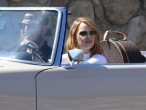 Emma Stone's Car