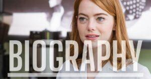 Emma Stone's Bio