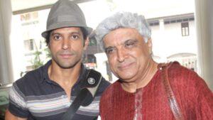 Farhan Akhtar's father
