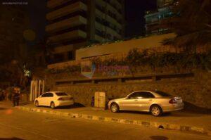Farhan Akhtar's House/Living: