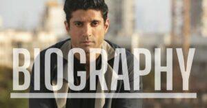 Farhan Akhtar Biography