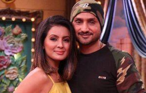 Harbhajan Singh's Wife