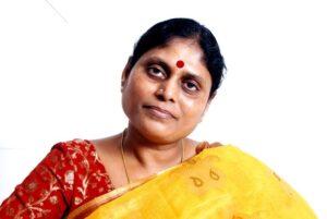 Jagan Mohan Reddy's mother
