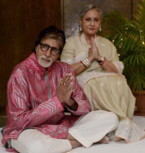 Jaya Bachchan's Husband