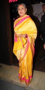 Jaya Bachchan's Heigth
