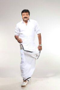 Jayaram's Height