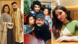 Jayaram's Family