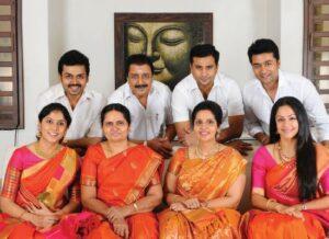 Jyothika's Family: