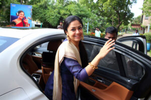Jyothika's Car Collection: