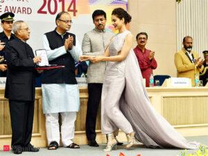 Kangana Ranaut's Awards
