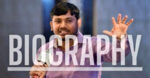 Kanhaiya Kumar's Biography