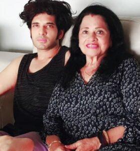 Karan Kundra's Mother
