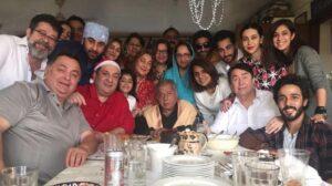 Karisma Kapoor Family