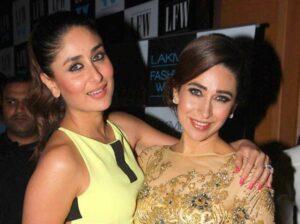 Karisma Kapoor with Sister (s) :-Kareena Kapoor(Actress)