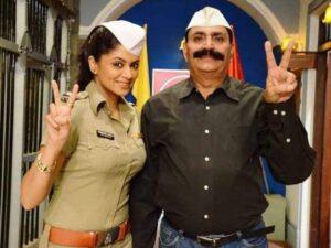 Kavita Kaushik'sFather :-Dinesh Chandra Kaushik (aFormer CRPF Officer)