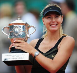 Maria Sharapova's Awards