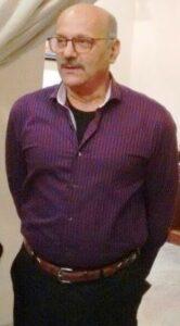 Mayanti Langer's father
