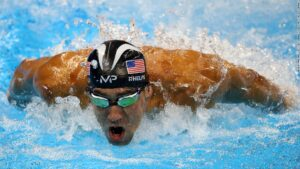 Know more about Michael Phelps