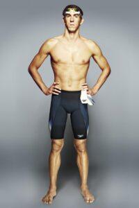 Michael Phelps's Height