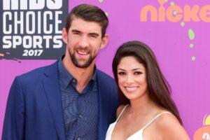 Michael Phelps's Wife