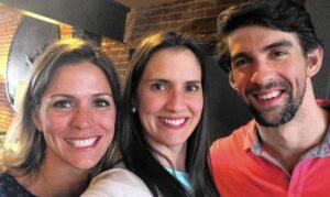 Michael Phelps's Sisters