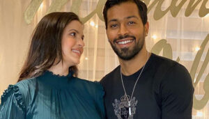 Natasa Stankovic's Husband :- Hardik Pandya (Indian Cricketer)