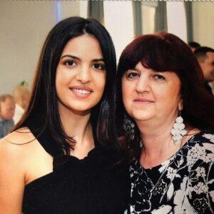 Natasa Stankovic's Mother :-Radmila Stankovic