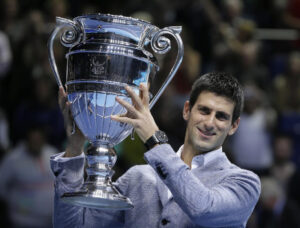 Novak Djokovic's AWARDS