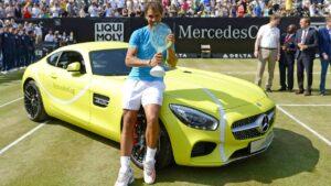 Novak Djokovic's Car Collection