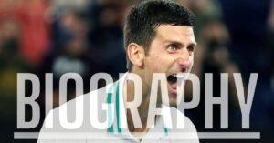 Novak Djokovic's Bio